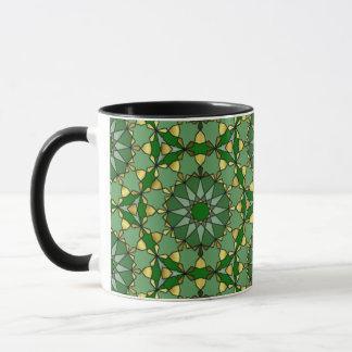 Golden Lattice 3-12-4 Lg Any Color Mug