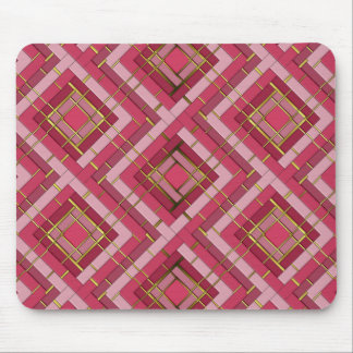Golden Lattice 3-4-3 Lg Any Color Mouse Pad