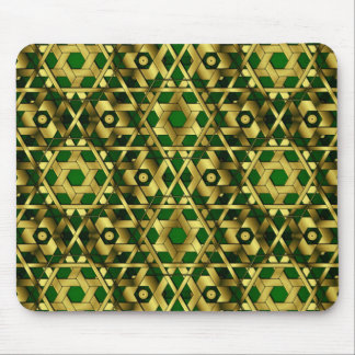Golden Lattice 6-6 Lg Any Color Mouse Pad