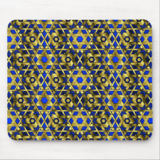 Golden Lattice 6-6 Sm Any Color Mouse Pad
