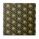 "Golden lattice tile<br><div class=""desc"">Pattern by Shigeki Nakamura adapted by YANKAdesigns!</div>"