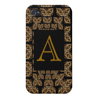 Golden Leaves iPhone 4/4S Covers