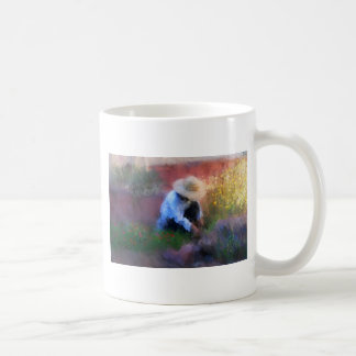 Golden Lights Coffee Mug