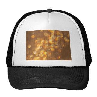 golden lights cap