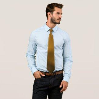 Golden Lights Neck Tie