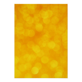 Golden Lights Posters