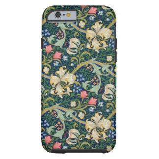 Golden Lilies iPhone 6/6S Tough Case