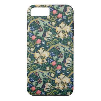 Golden Lilies iPhone 7 Plus Tough Case