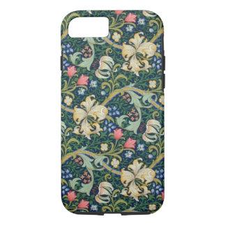 Golden Lilies iPhone 7 Tough Case