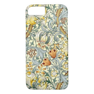 Golden Lilies iPhone X/8/7 Barely There Case