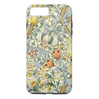 Golden Lilies iPhone X/8/7 Plus Tough Case
