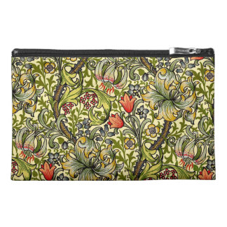 Golden Lily Coordinates Travel Accessory Bag