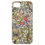 Golden Lily Minor Pattern William Morris iPhone 5/5S Case