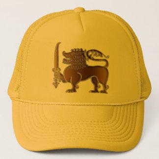 Golden Lion Sri Lanka hat