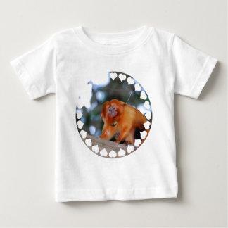 Golden Lion Tamarin Baby T-Shirt