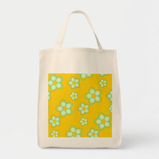Golden Lotus Manga Fusion Tote Bag