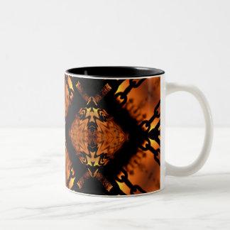 Golden Love Chains Mug
