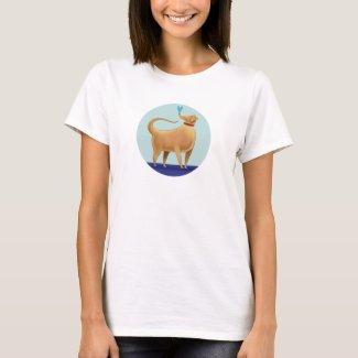 Golden Love T-Shirt