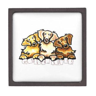 Golden Lover Gift Box