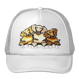 Golden Lover Trucker Hat