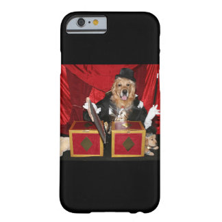 Golden Magician Cutting Assistant in Half Barely There iPhone 6 Case