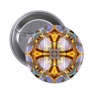 Golden Maltese Button