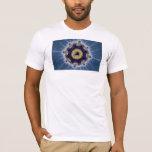 Golden Mandelbrot - Fractal T-shirt