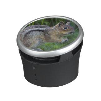 Golden Mantled Ground Squirrel Bluetooth Speaker