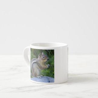 Golden Mantled Ground Squirrel Espresso Cup