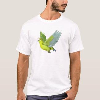 Golden-Mantled Racket Tailed Parrot T-Shirt