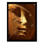 Golden Mask of Hathor Postcard