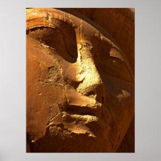 Golden Mask of Hathor Poster