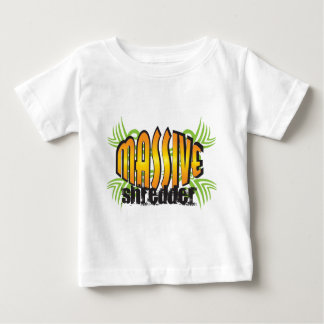 Golden Massive Shredder Baby T-Shirt