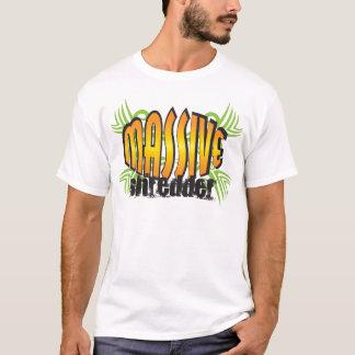 Golden Massive Shredder T-Shirt