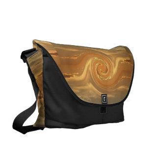 Golden Mating  Phoenix II SDL Bag 1 Messenger Bags
