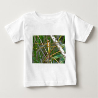 Golden Meadowhawk (Sympetrum) Dragonfly Items Baby T-Shirt