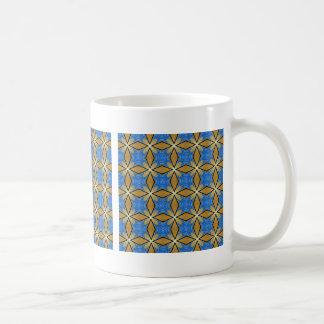 GOLDEN MESH! COFFEE MUG