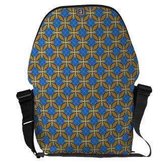 GOLDEN MESH ~ COURIER BAG