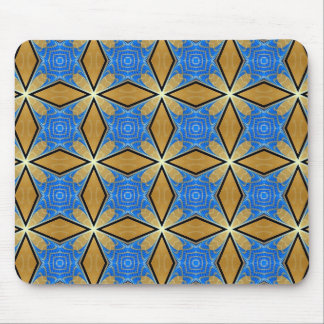 GOLDEN MESH! MOUSE PAD