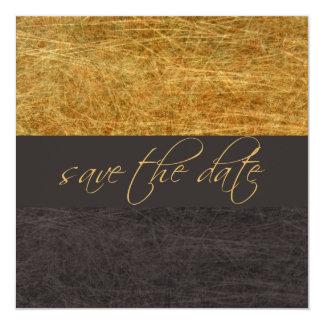 Golden Midnight Card