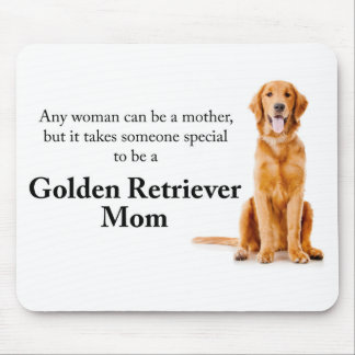 Golden Mom Mousepad