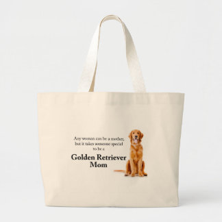Golden Mom Tote