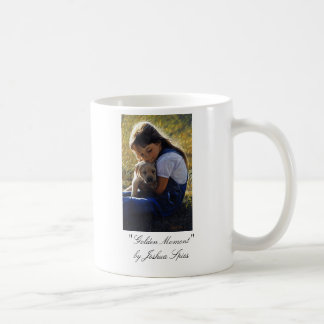 """Golden Moment ""by Joshua Spies Coffee Mug"