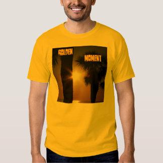 Golden Moment T Shirt