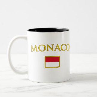 Golden Monaco Mugs