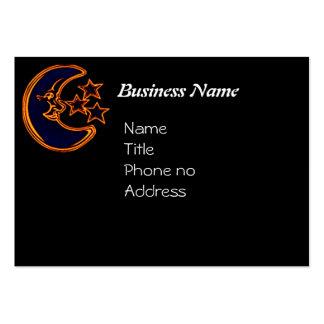 Golden Moon business card
