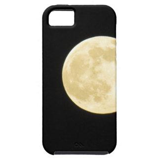 Golden moon iPhone SE/5/5s case