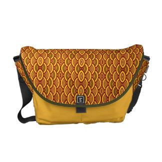Golden Mossy Seashells Designer Bag! (Ver. 2.0) Courier Bag
