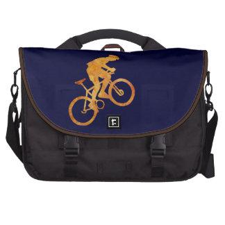 Golden Mountain Biker Laptop Bag