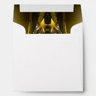 Golden Movie Reels And A Gazillion Stars Envelopes
